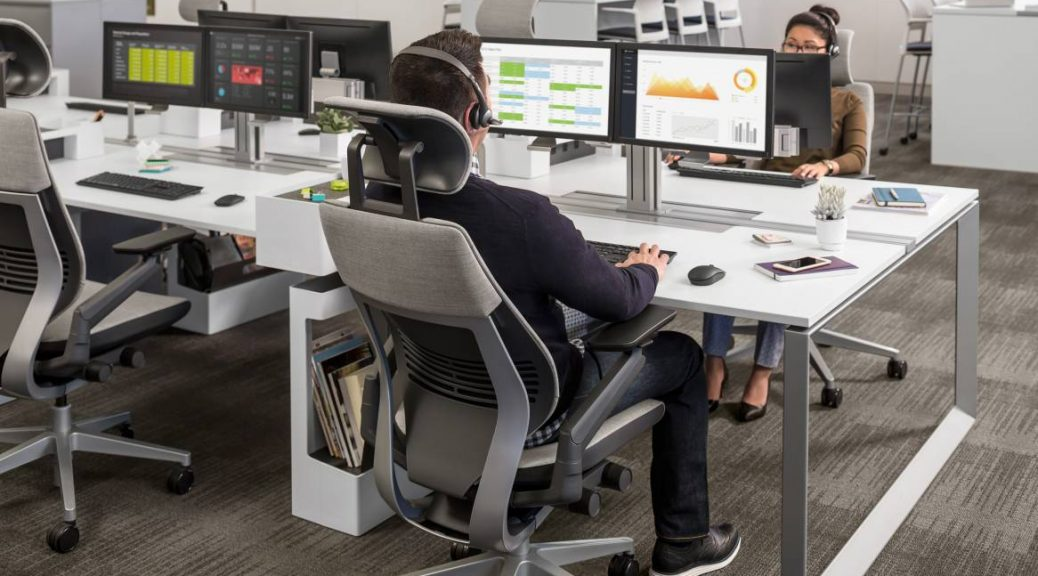 How Ergonomic Furniture Can Boost Performance In A Command